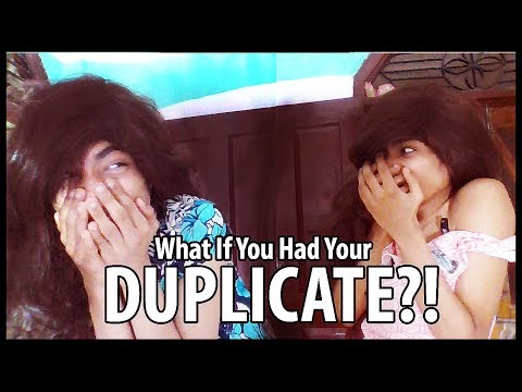 What If You Had Your Duplicate (From The Past) | Having sex with myself, first crush and cute girls