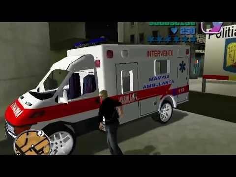 GTA Romania 2 gameplay in Romana