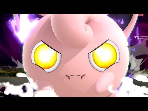 Super Smash Bros Ultimate All Characters Trailers & All Final Smashes So Far Switch Mario Kirby