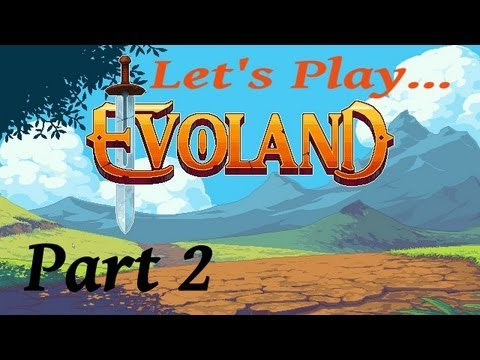 Let s Play Evoland 02 All three of the Dees.