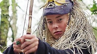SWALLOWS AND AMAZONS Trailer (2016) Adventure Film
