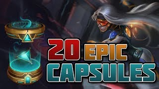 The Value of Epic Capsules