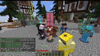 Minecraft (Skyblock) !!!