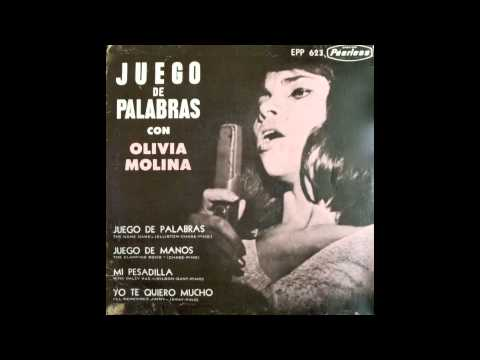 Xxx Mp4 OLIVIA MOLINA JUEGO DE PALABRAS 3gp Sex