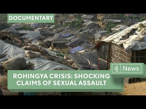 Xxx Mp4 Rohingya Crisis Shocking Claims Of Systematic Sexual Assault 3gp Sex