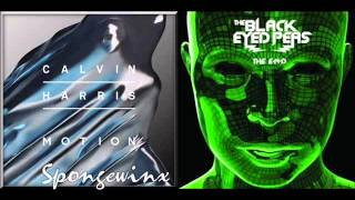 Calvin Harris vs. The Black Eyed Peas- I Gotta Summer Feeling (PITCHED)