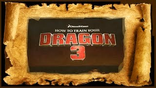 The Road to How to Train Your Dragon 3