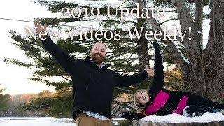 2019 Update, New Videos Weekly!