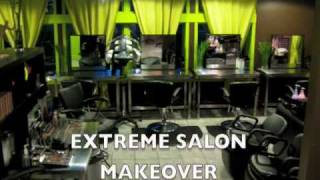 EXTREME SALON MAKEOVER | Pineapple Day Spa | Pine Bush, New York