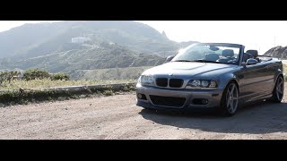 The Legendary ///M Goes Topless: BMW E46 M3 SMG Convertible Review!