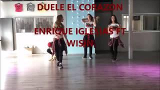 Enrique Iglesias - Duele El Corazón - Coreografía Baile