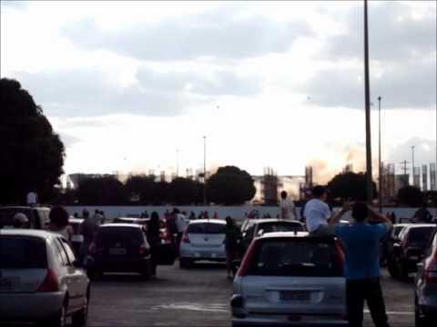 Implosao Estadio Mane Garrincha falhou Brasilia 15 maio 2011 15 30h