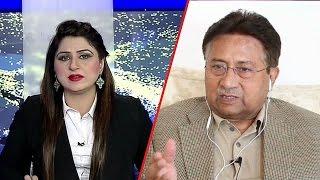 Tonight With Fareeha 19 October 2016 | Pervez Musharraf