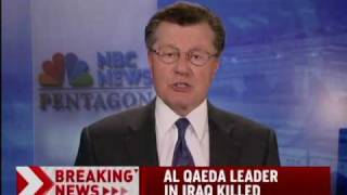 Captured Iraqi Al-Qaeda Leader - April 19, 2010