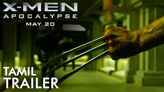 X-Men: Apocalypse | Final Trailer - Tamil | Fox Star India