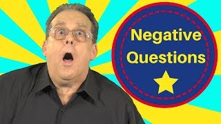 Negative Questions in English: Learn English with Simple English Videos
