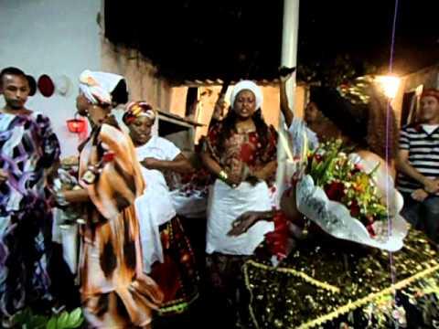 Festa da Dona Maria Figueira Asé Abolição Parte 2