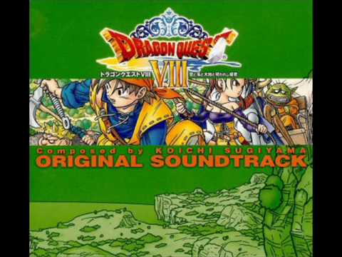 TOP 50 RPG Town Themes # 21 - 20 Dragon Quest VIII - Peaceful Town, Quiet Village