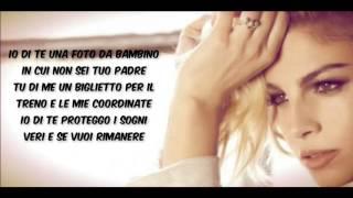 EMMA - Io Di Te Non Ho Paura (TESTO)