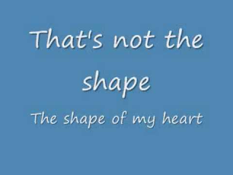 Xxx Mp4 Shape Of My Heart Lyrics Sting 3gp Sex