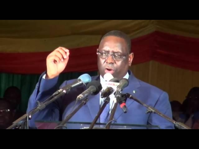 Sommet Francophonie : Inauguration du Centre International de Conférence Dakar