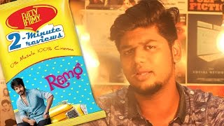 Remo 2-Minute Review | Fully Filmy