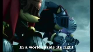 Sonic: Fight the Knight [With Lyrics]