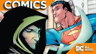 ACTION COMICS: Who Is Mr. Oz?
