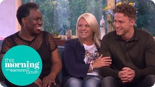 Love Island Families: Would Gabby's Hot Brother Ever Enter the Villa?   This Morning