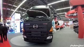Nuevo Hino 700 En ExpoTransporte 2017