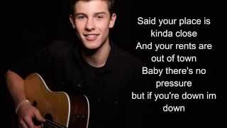 Shawn Mendes  Kid In Love  Lyrics