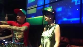 Dj Tommy và Tit Deejay on the mix Ibar trong đêm 22-5-2014 part1