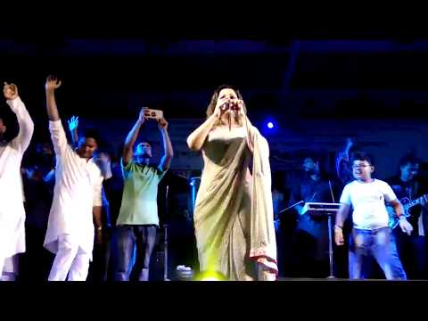 Xxx Mp4 মঞ্চে নাচের ঝড় তুললেন আখি আলমগীর।Live Concert By Akhi Alamgir 3gp Sex