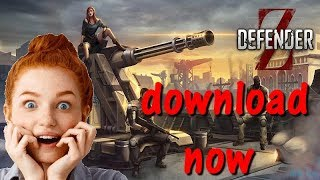 Surprise!!! Defender Z for android free download