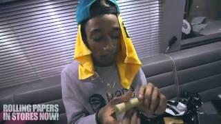 Wiz Khalifa ft. Chevy Woods & Neako - Reefer Party Dirty + Lyrics (HD)