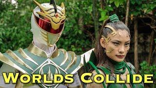 FAN FILM: When Worlds Collide [Power Rangers]