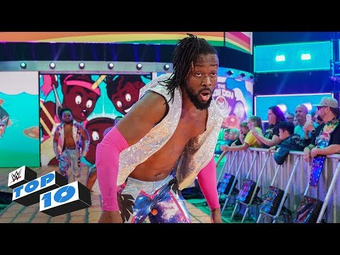 Top 10 SmackDown Live moments: WWE Top 10, March 19, 2019