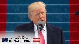 President Donald Trump: