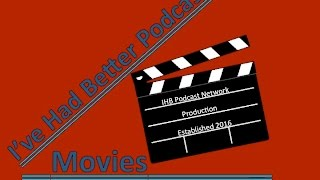 IHB: Movies-Ep.16: Snowden, Space Jam2, Disney Live Action, Vikander is TombRaider, & Flash Director