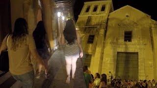 Cartagena Colombian Nightlife: Cartagena de Indias & Getsemani