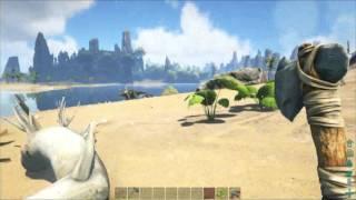 ARK - Como começar a jogar (Tutorial para Iniciantes) Parte 1