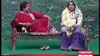 Most Funny Clip of Khabardar - Funny Heer Ranjha