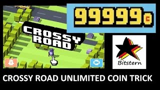 NEW CROSSY ROAD COIN TRICK | How to get a lot of Coins | Ad Glitch - No Hack / Cheat