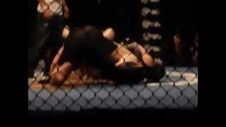 Olivia Ippolito MMA round 1