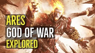 Ares (GOD OF WAR) Explained