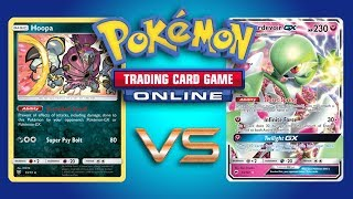 ATTACCC HOOPA vs Gardevoir GX / Gallade - Pokemon TCG Online Game Play
