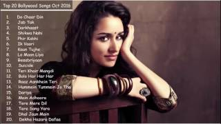 Top Bollywood Songs   October 2016   Latest and Best Songs Jukebox   YouTube