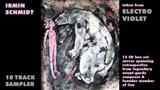 Irmin Schmidt - Steerpikes Song - Oygene (Official Audio)