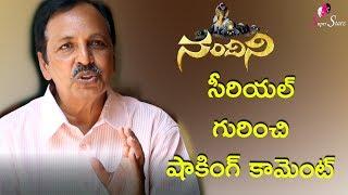 Narasimha raju speaks about his role in nandini serial | superstarz