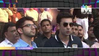 Ranbir Kapoor shares his enjoyment while attending Janmashtami festival | MTunes HD